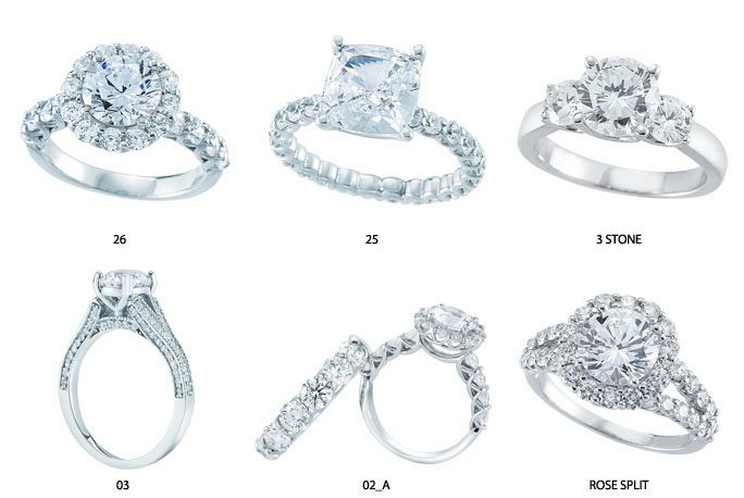 azul pittsburgh engagement rings casa d oro jewelers